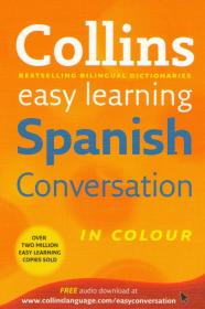 Фото книги Collins easy learning Spanish Conversation in colour